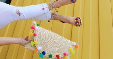 POM-POM ACCESSORIES, The best artified jewellery a young lady should have
