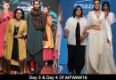 Day 3 And Day 4 Of AIFW Autumn/Winter 2018 Were Full Of Fashion Surprises