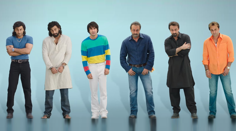 """Top Secret Facts of Up coming movie """"Sanju baba"""" 